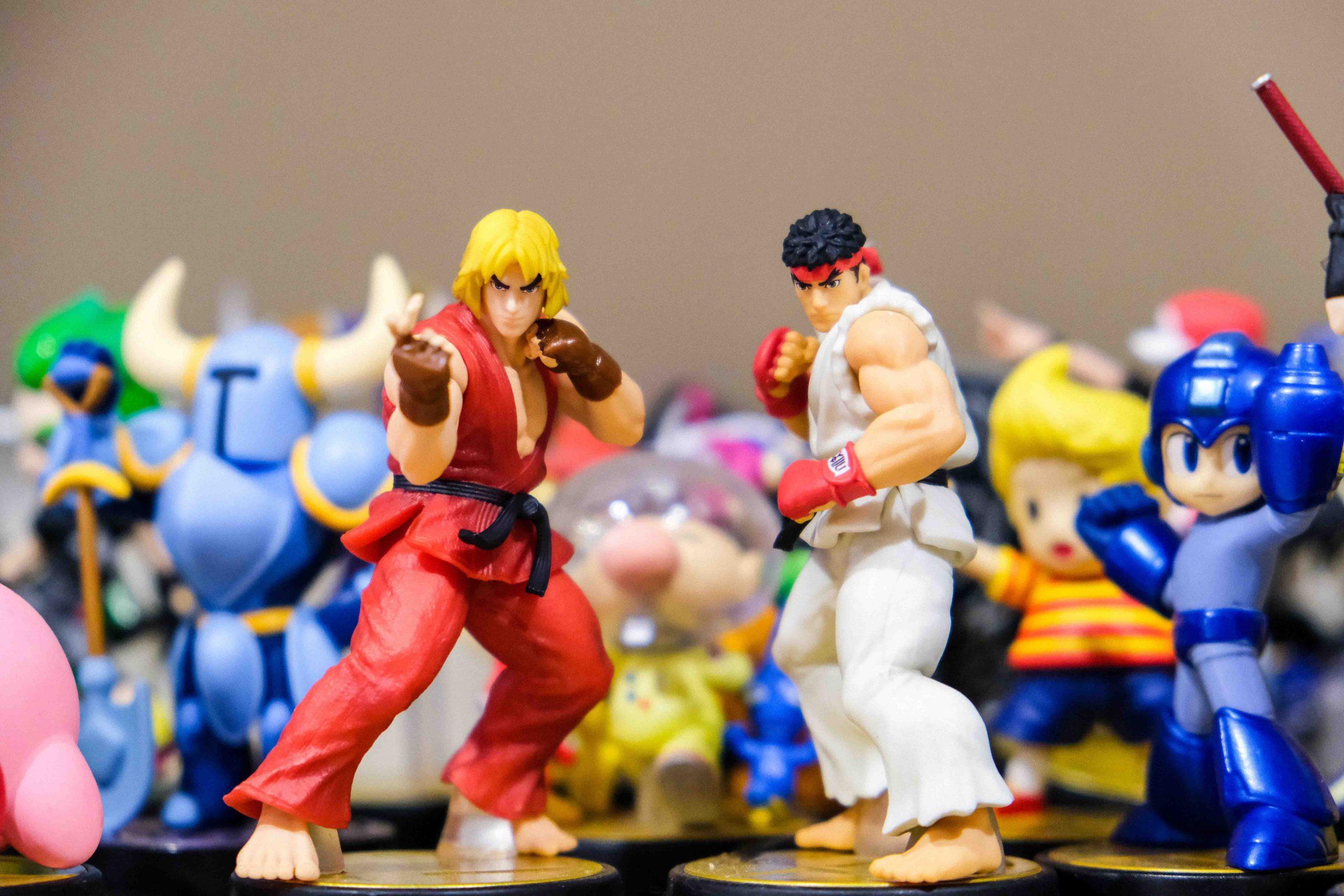 Les jeux de combat : difficiles ou pas ?