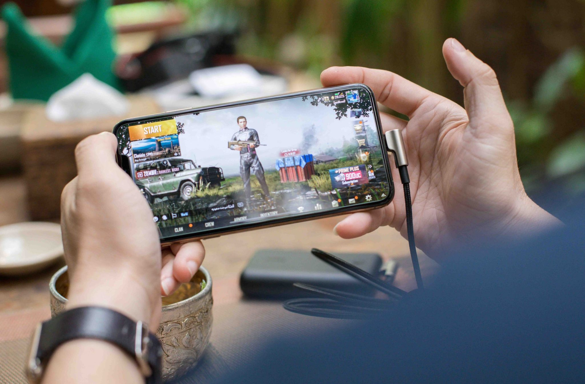 La scène eSport mobile, le géant silencieux