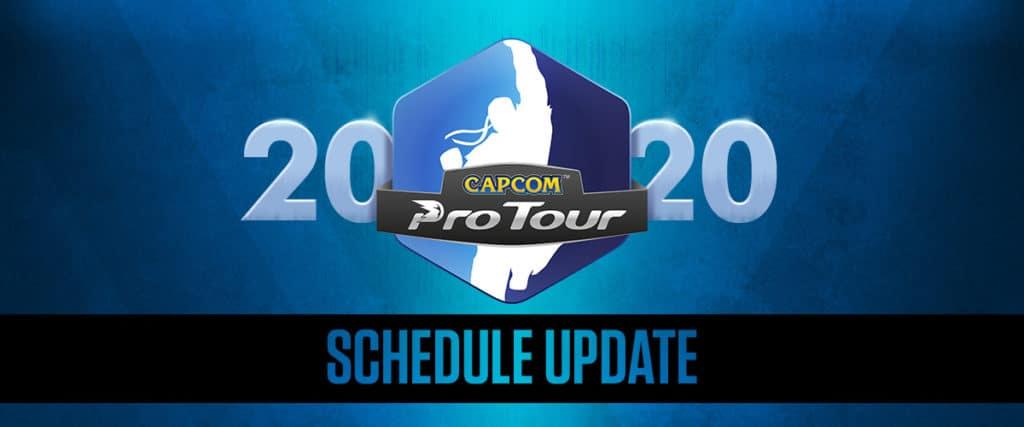 Capcom Pro Tour 2020 sur Street Fighter V Champion Edition