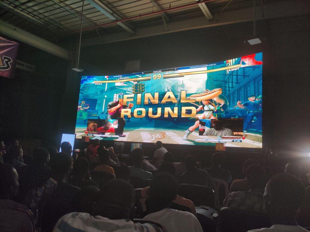 e-sport en Afrique au FEJA 3