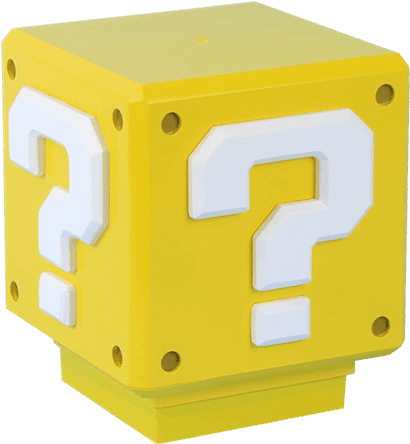 Mario Quesiton Box