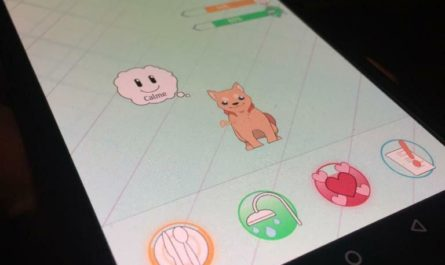 TOMO : jeu-vidéo smartphone