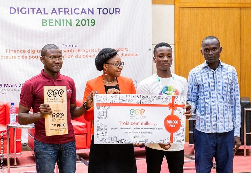 Benin Game Jam 2019 : 1ère place