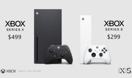 XBOX Series X & XBOX Series S